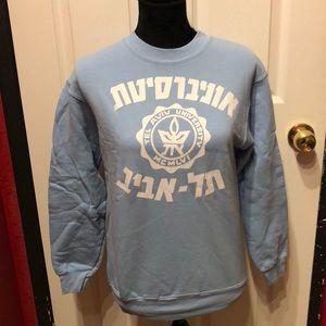 Tel Aviv University collegiate sweatshirt
